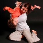 Χορεύοντας με το παιδί μου